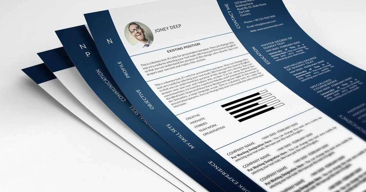 Download Resume by Unknow