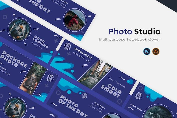 Thumbnail for Fotostudio Facebook Cover