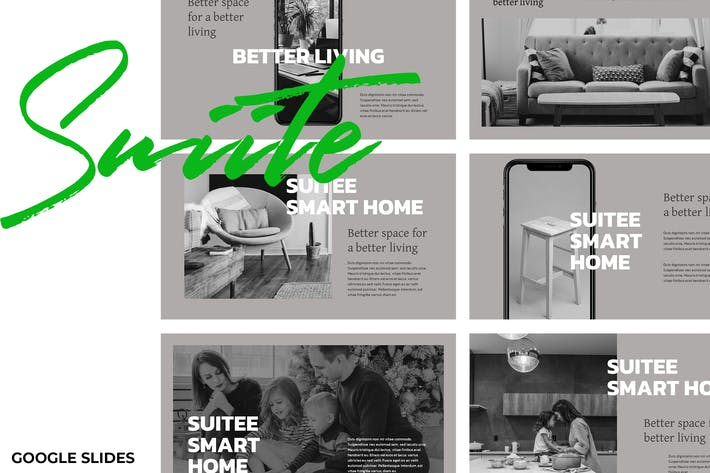 Cover Image For Suuite - Property Marketing Google Slides
