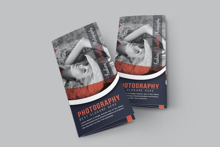 Thumbnail for Photography Trifold Brochure