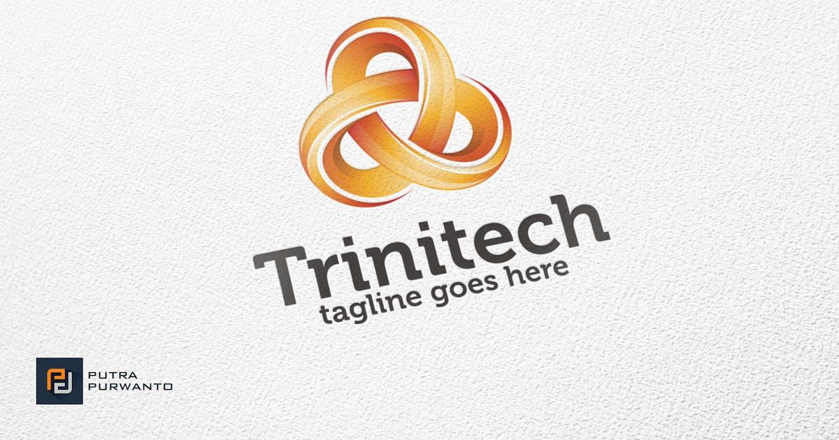 Download Trinitech - Logo Template by putra_purwanto