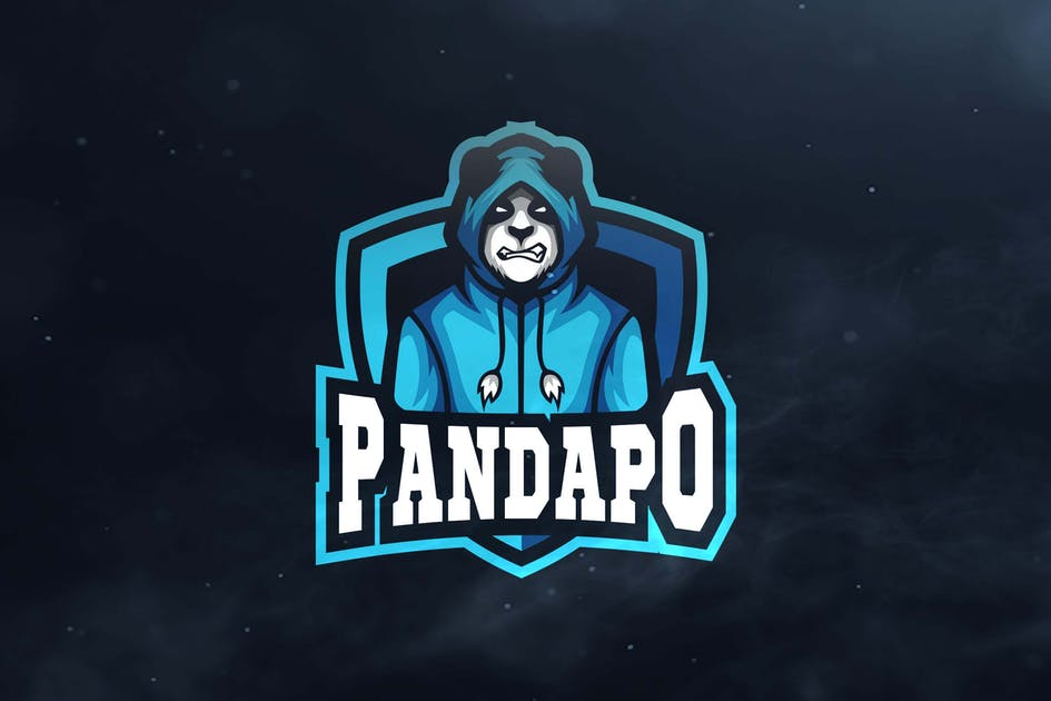 Download Panda Po Sport and Esports Logos by ovozdigital