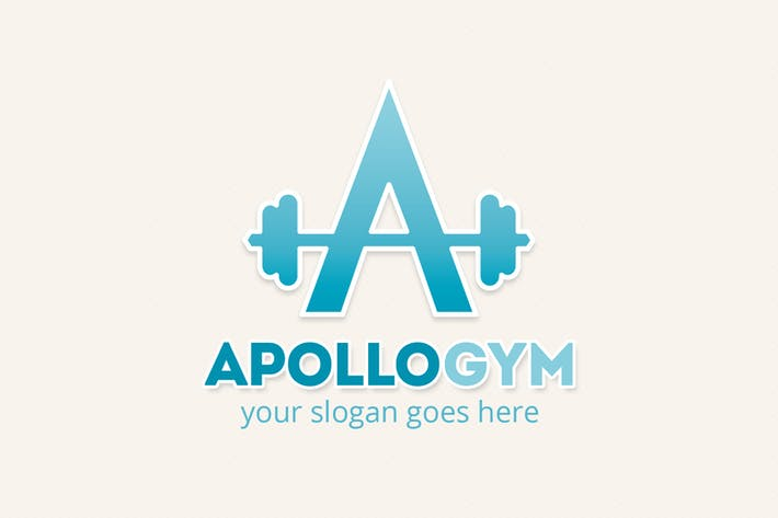 Thumbnail for Appollo Gym Logo