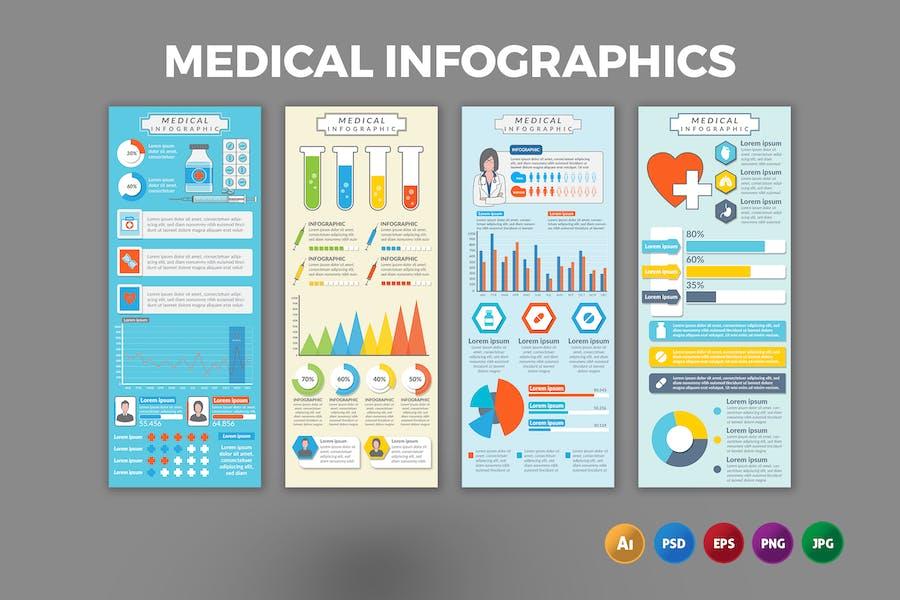 Medical – Infographics Design