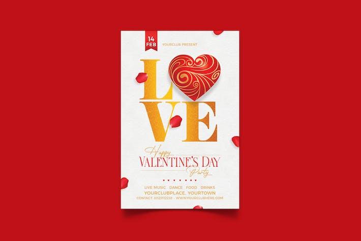 Thumbnail for Bonne fête de la Saint-Valentin