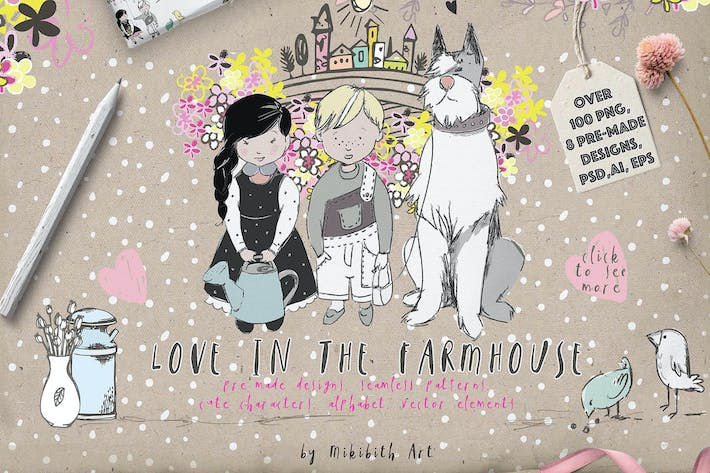 Thumbnail for LOVE IN THE FARMHOUSE