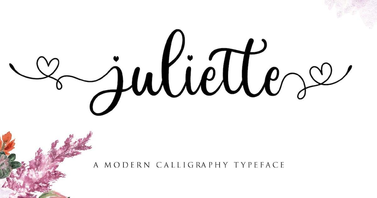 Download Juliette Script Font v.FH20 by GranzCreative