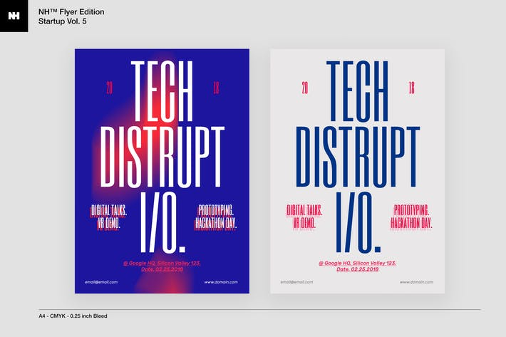 Thumbnail for Flyer Edition - Startup Vol. 05
