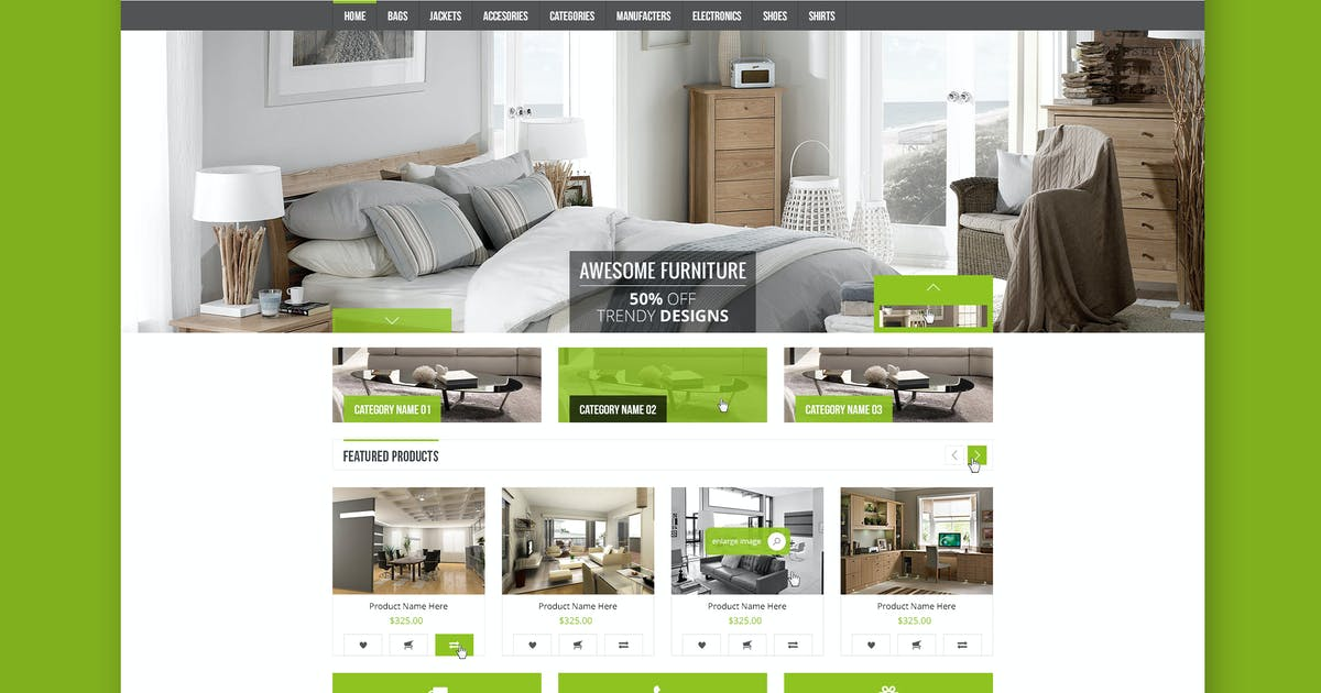 Download Online Sale - Responsive HTML5 eCommerce Template by PremiumLayers