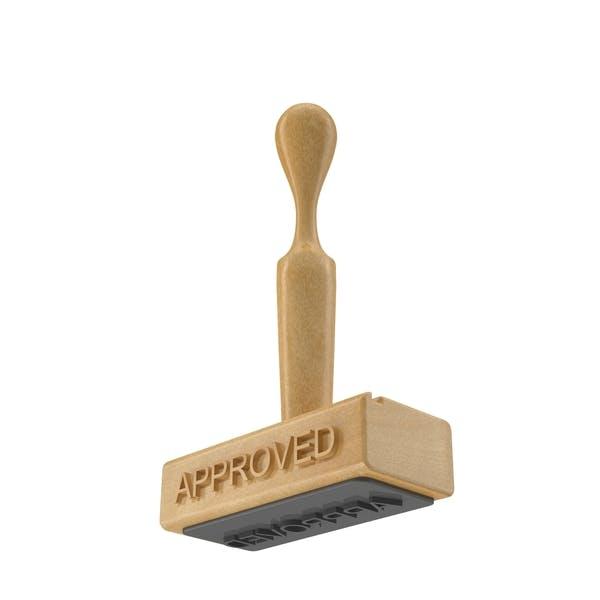 Ink Stamper - Approved