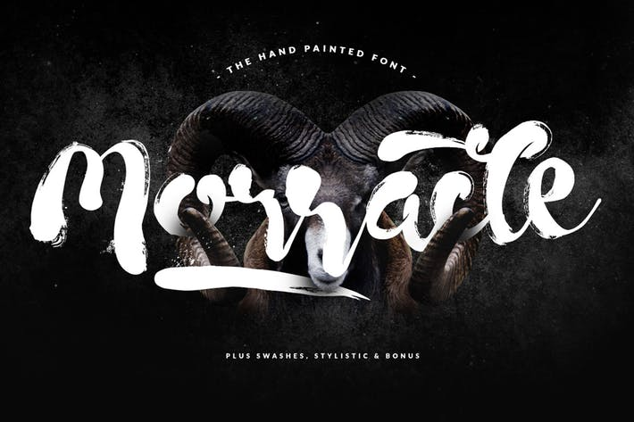 Morracle Typeface