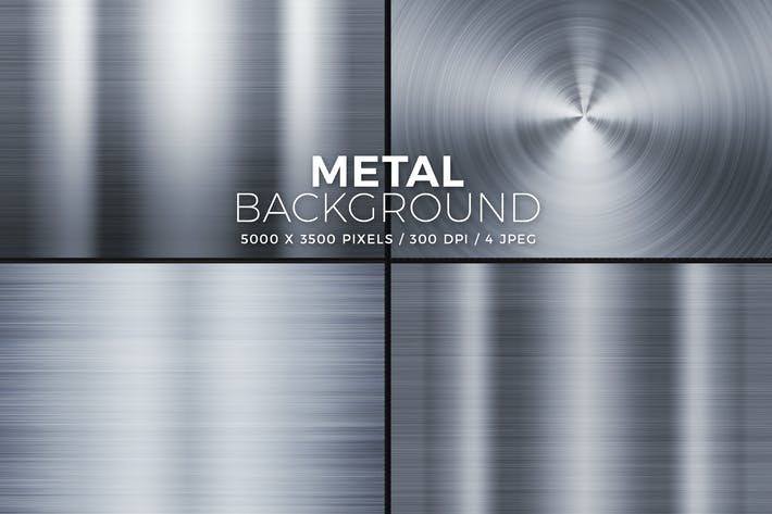 Cover Image For MetallHintergründe