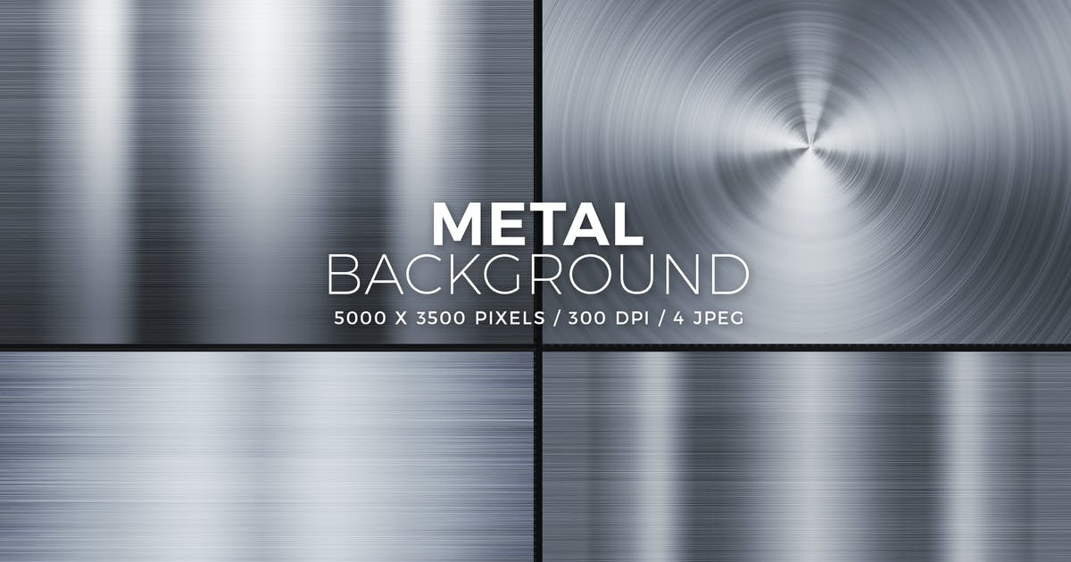 Download Metal Backgrounds by StrokeVorkz