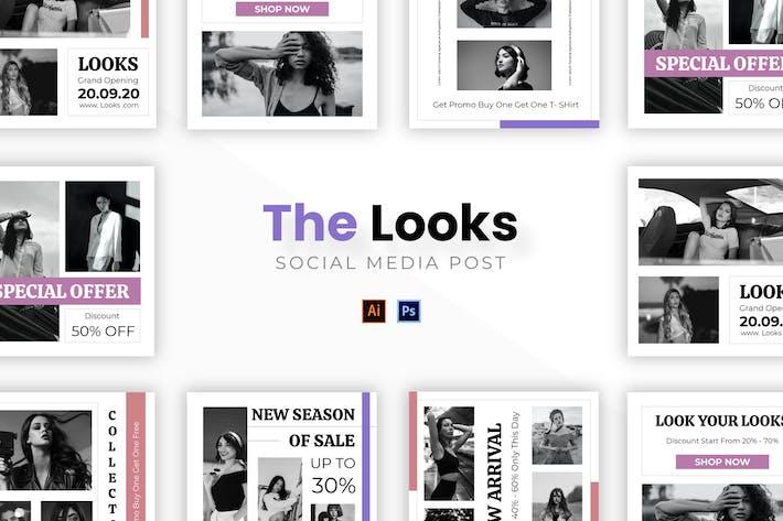 Thumbnail for Looks Socmed Post