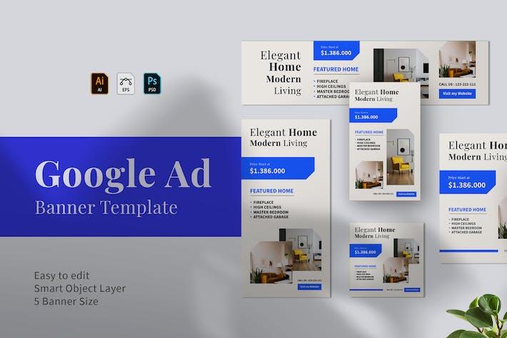 Thumbnail for Google Ads Web Banner 05
