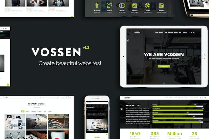 Download Website Templates - Envato Elements