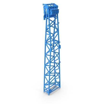 Crane WA Frame 2 Head Section Blue