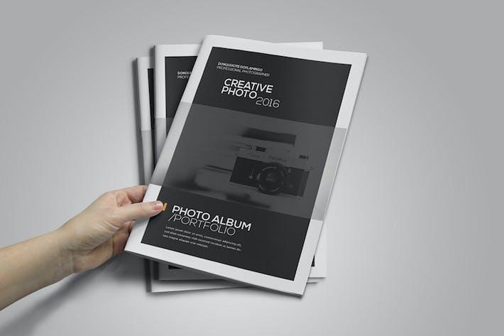 Thumbnail for HQ - Brochure Creative Photo-Letter