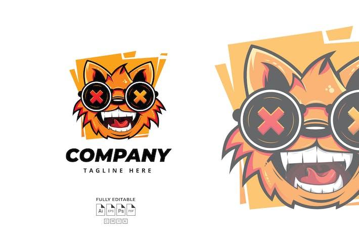 Thumbnail for Cat Logo Template