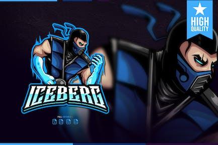 Iceberg Esport Logo