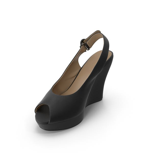Women's Shoes Black