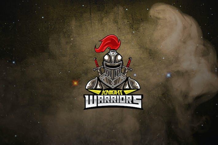 Thumbnail for Knight Warrior Esports Logo