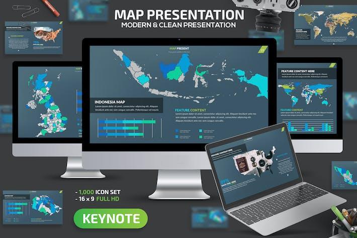 Thumbnail for Map Keynote Presentation