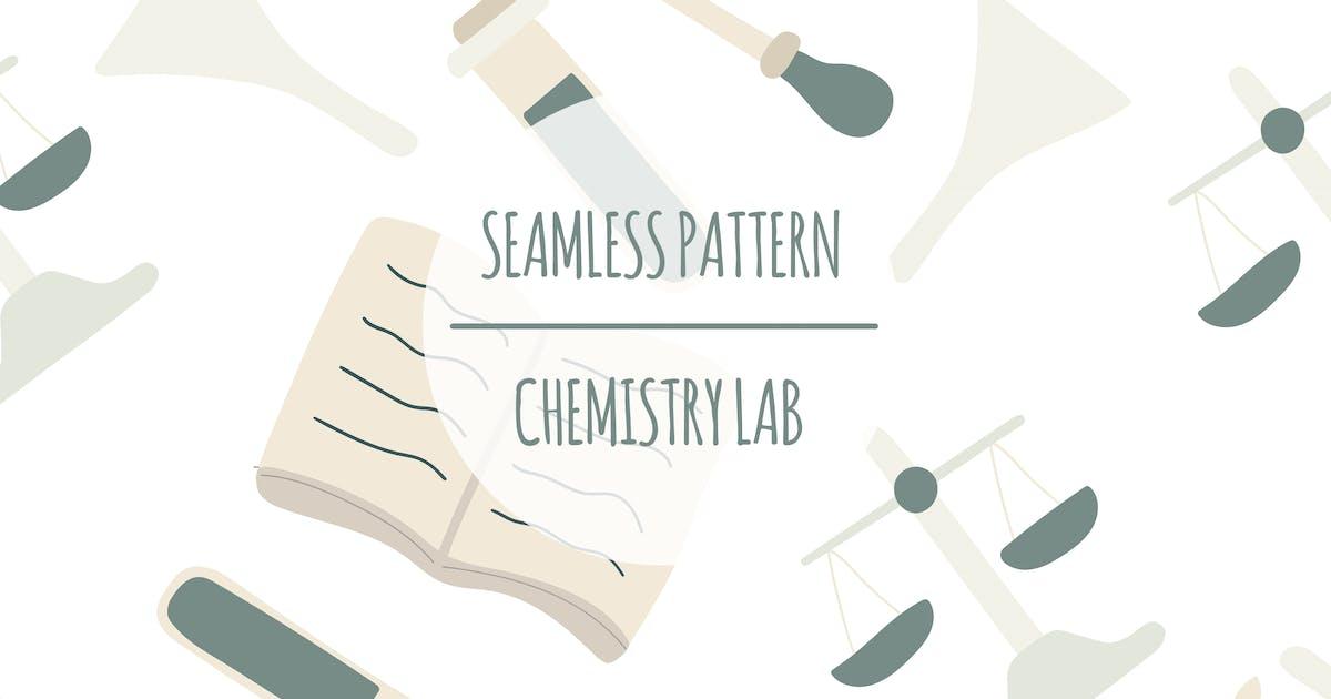 Download Chemistry Lab – Seamless Pattern by designesto