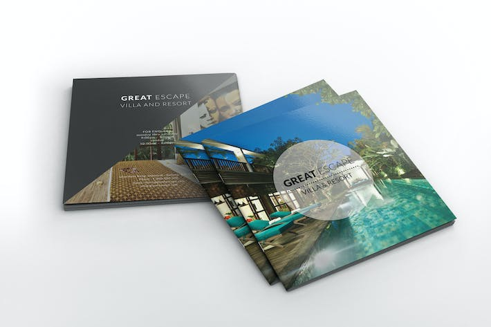 Thumbnail for Villas and Resort Square Catalog