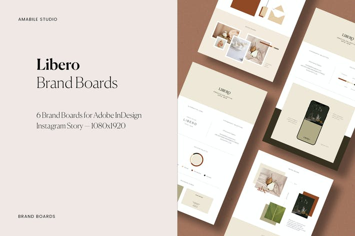 Thumbnail for Libero Brand Boards