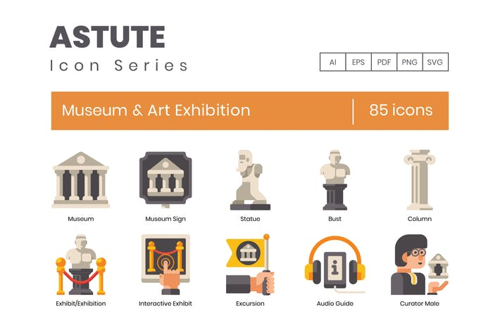 Thumbnail for Museum Icons