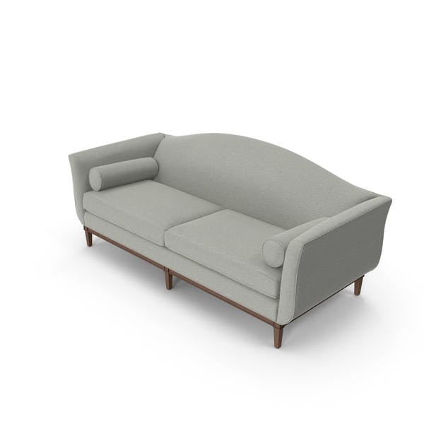 Thumbnail for Traditional 2 Seater Sofa