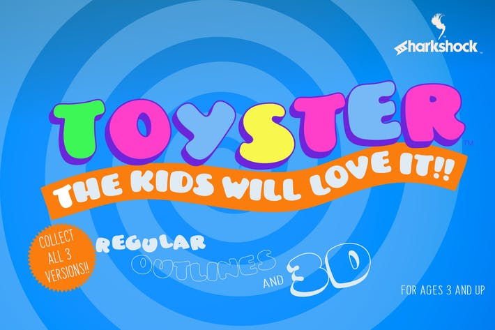 Thumbnail for Toyster