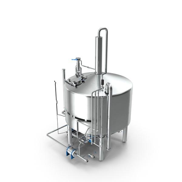 Оборудование для дистилляции виски