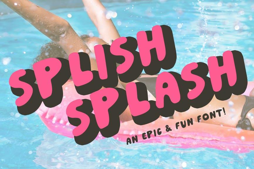 Splish-Splash!