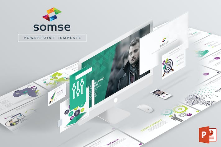 Thumbnail for Somse Powerpoint Template