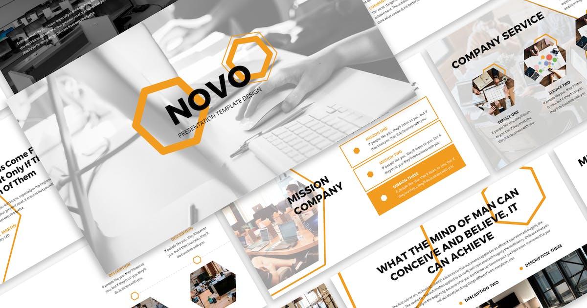 Download Novo - Business Keynote Template by Blesstudio