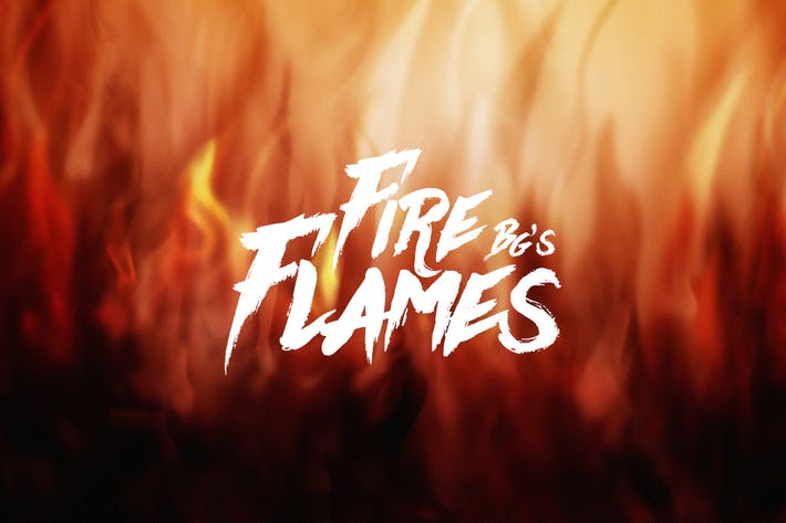 Thumbnail for Fire Flames Backgrounds