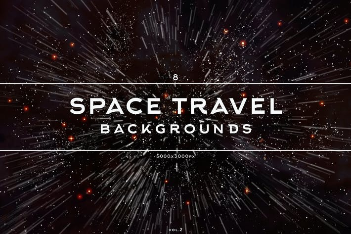 Thumbnail for Space Travel Backgrounds 2