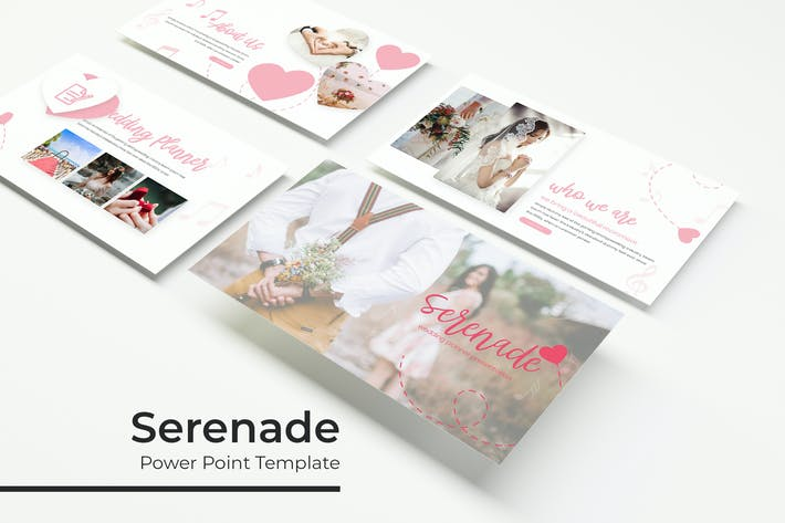 Thumbnail for Serenade - PowerPoint Template