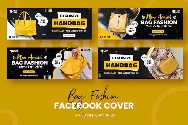 Handbag Product Facebook Timeline Covers