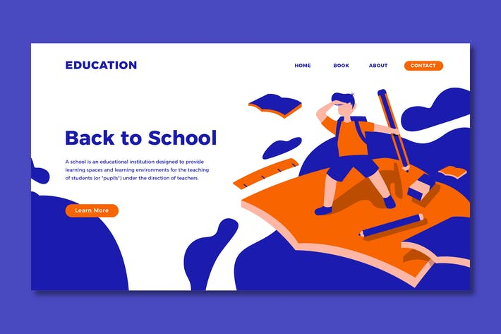 Thumbnail for Back to School - Web Header