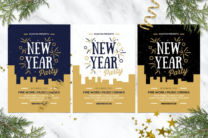 Thumbnail for Neujahrsfeier