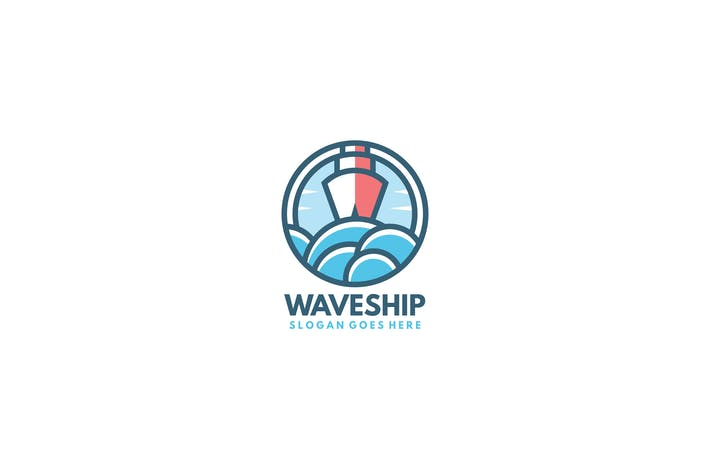 Thumbnail for Logo du vaisseau Wave
