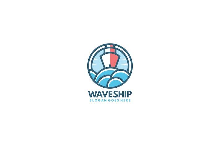 Thumbnail for Логотип корабля Wave