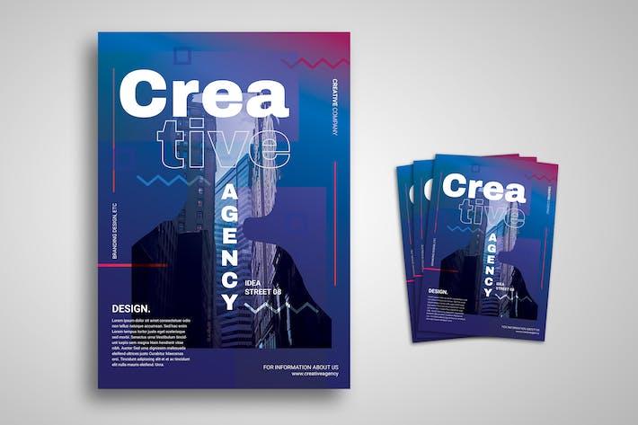 Thumbnail for Agence Créative Promo dépliant