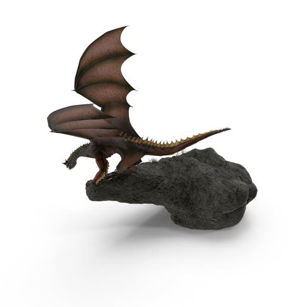 Thumbnail for Дракон Камень