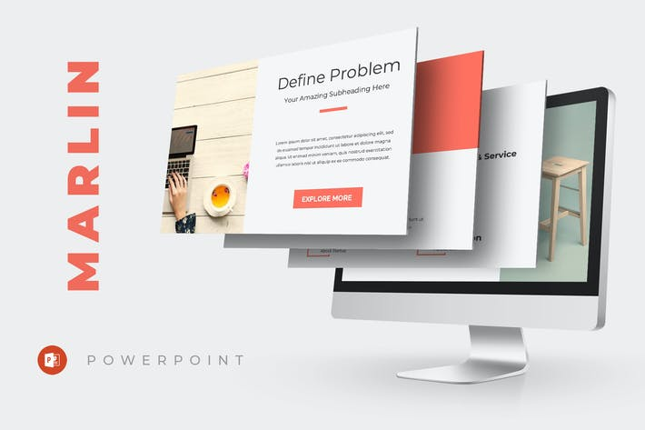Cover Image For Marlin - Startup Powerpoint Presentation