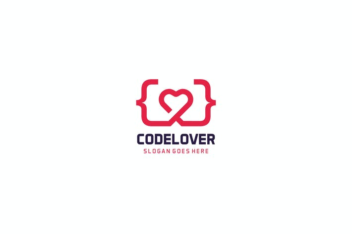 Thumbnail for Code Lover Logo