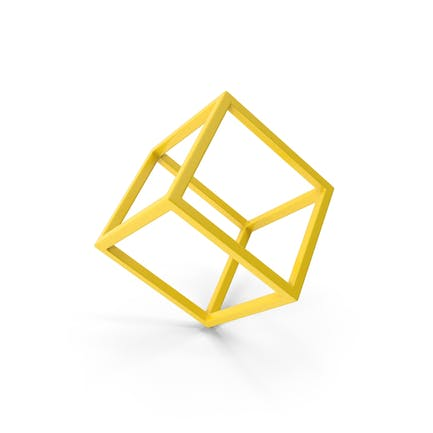 Cube Yellow